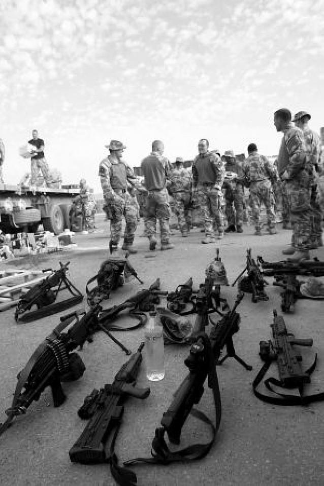 Las fuerzas del Reino Unido empezarán su retirada de Irak en marzo de 2009