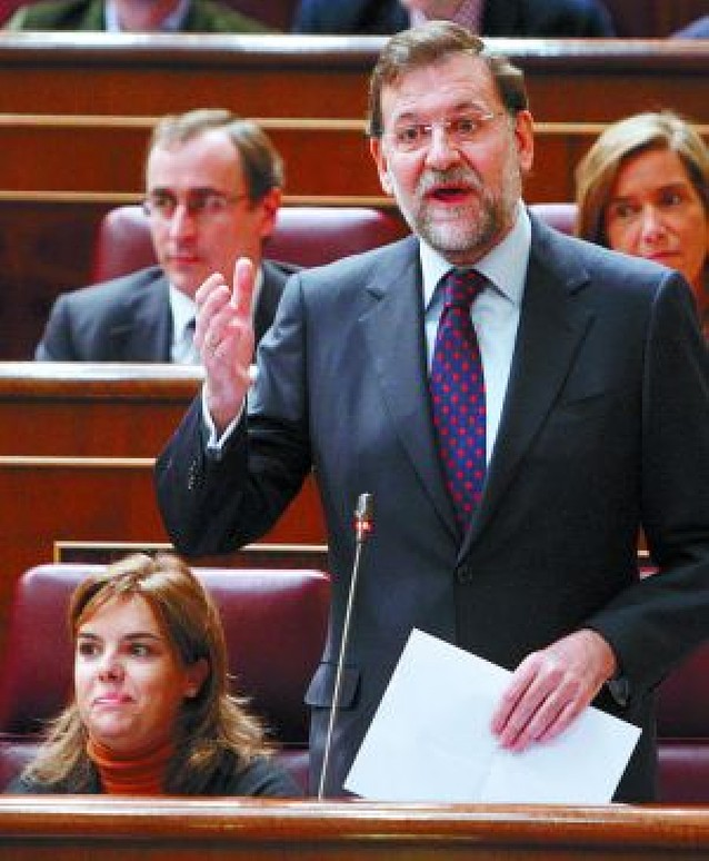 Zapatero reprocha al PP que apoye a ERC en contra de los Presupuestos