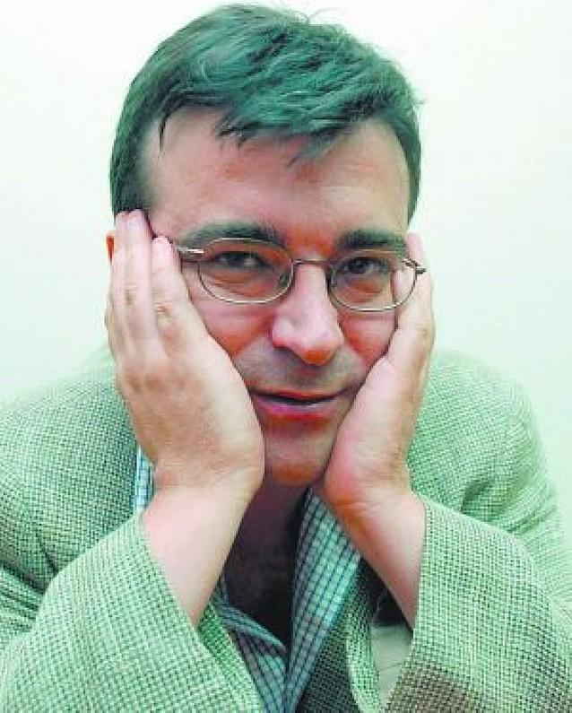 """El escritor Javier Cercas, hoy en los """"Diálogos de Medianoche"""""""