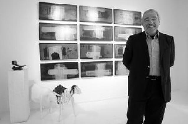 Faustino Aizkorbe presenta su faceta menos conocida