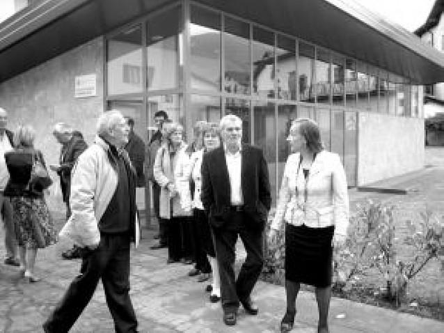 Médicos de Baztan anuncian la dimisión de su directora y el Gobierno lo niega