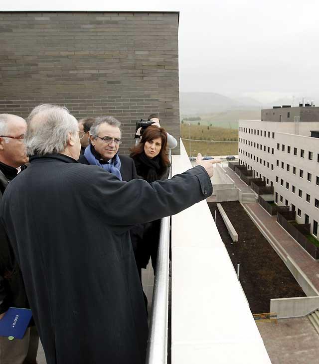 El Gobierno de Navarra anuncia un plan de choque en materia de vivienda