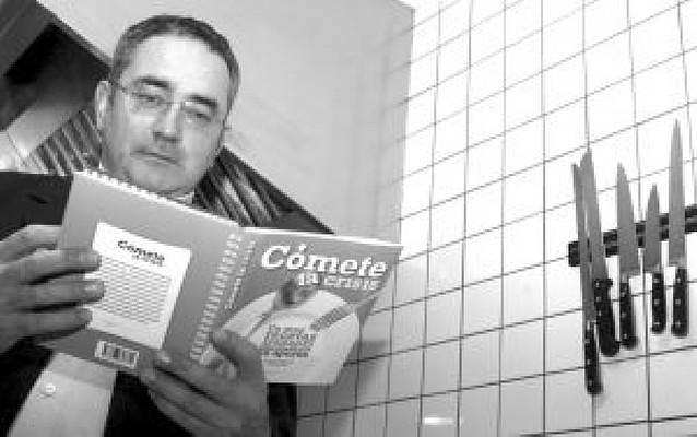 Un libro propone 112 recetas apañadas para bolsillos en apuros