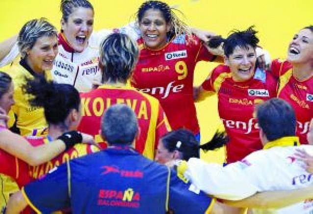 La selección femenina sueña hoy con las medallas