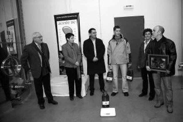 La DO Navarra estima una producción de 2,8 toneladas de aceite esta campaña