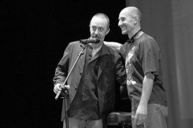 Monólogos con Santi Rodríguez