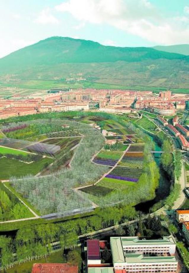 """""""No pondremos inconvenientes a que el río entre en Aranzadi"""""""