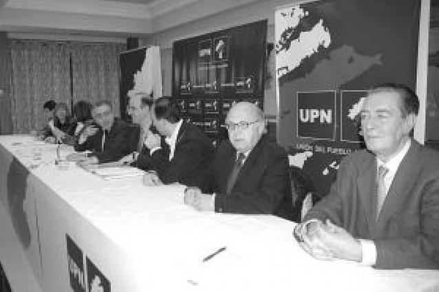 UPN elegirá el 19 de abril a la persona que sustituirá a Sanz al frente del partido