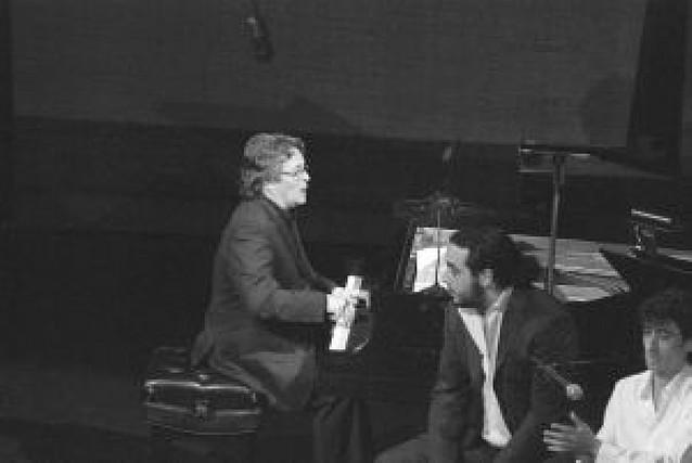 Chano Domínguez y la Pirineos Jazz Orchestra, esta tarde