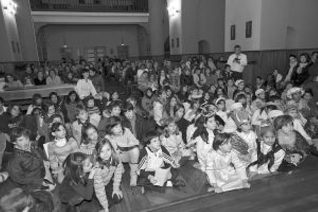 Festival solidario en la iglesia de Capuchinos