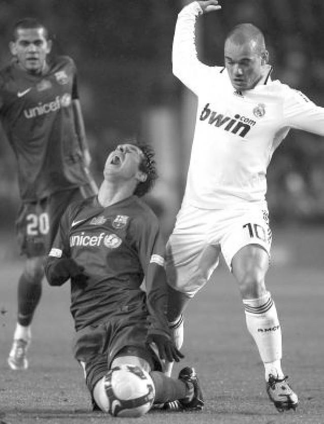 Esprint final prodigioso del Barça