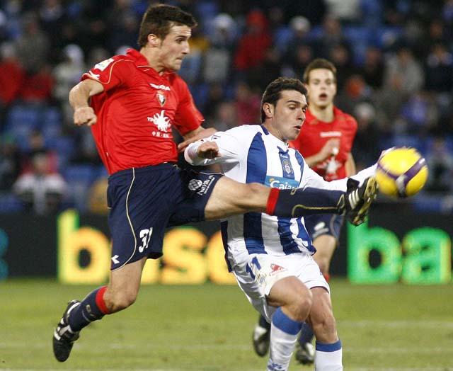 Osasuna falla todas sus ocasiones y termina cayendo en Huelva