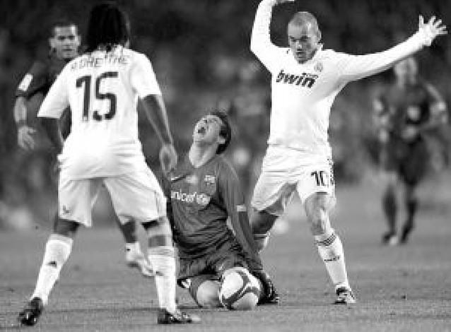 Un golpe letal al Real Madrid