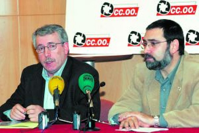 Fidalgo y Toxo se disputan el liderazgo de CC OO el miércoles en el IX Congreso