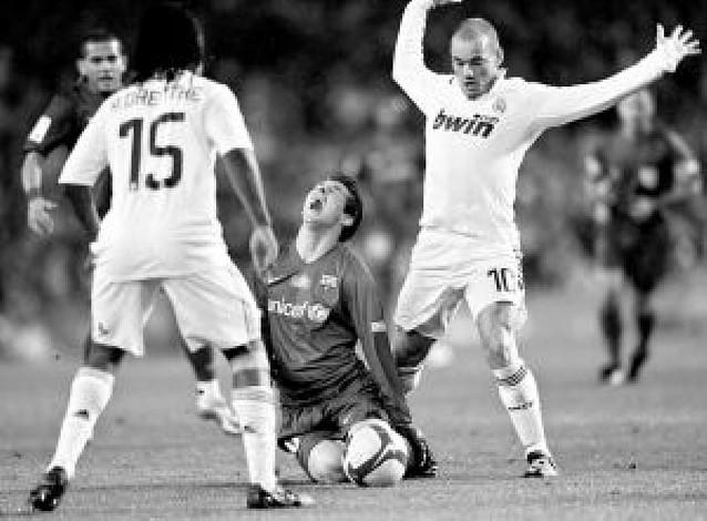 El partido entre Barça y Madrid, lo más visto en la historia de La Sexta