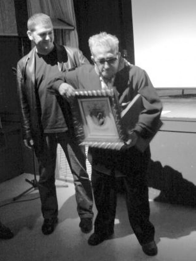 Villava homenajeó a José Antonio Pérez Satrústegui