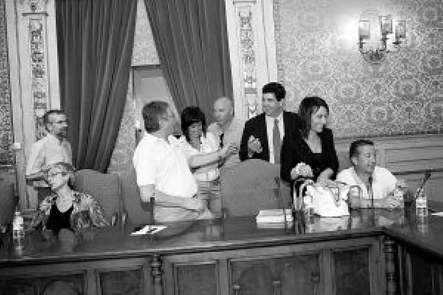 UPN y PSN de Tudela cambiarán su voto para apoyar la renovación del polígono de Bardenas