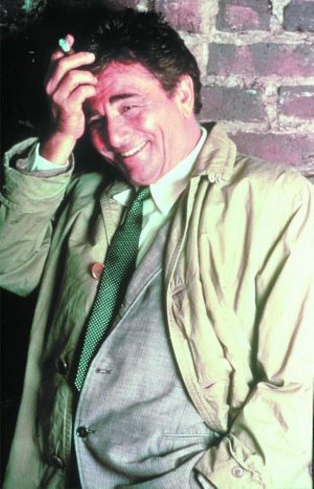Peter Falk, el detective Colombo, sufre Alzheimer