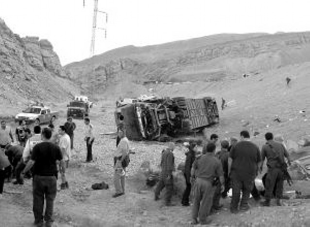 Al menos 30 turistas rusos muertos al volcar un autobús en Eilat, al sur de Israel