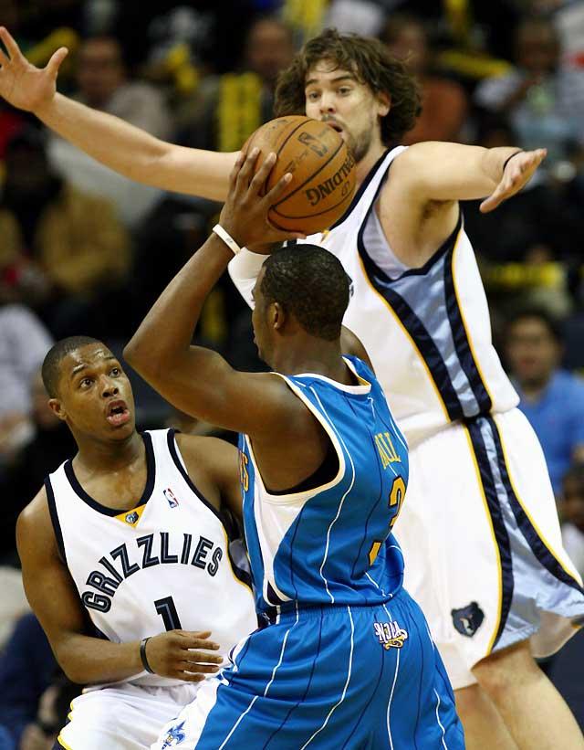 Cara y cruz para los españoles en la NBA