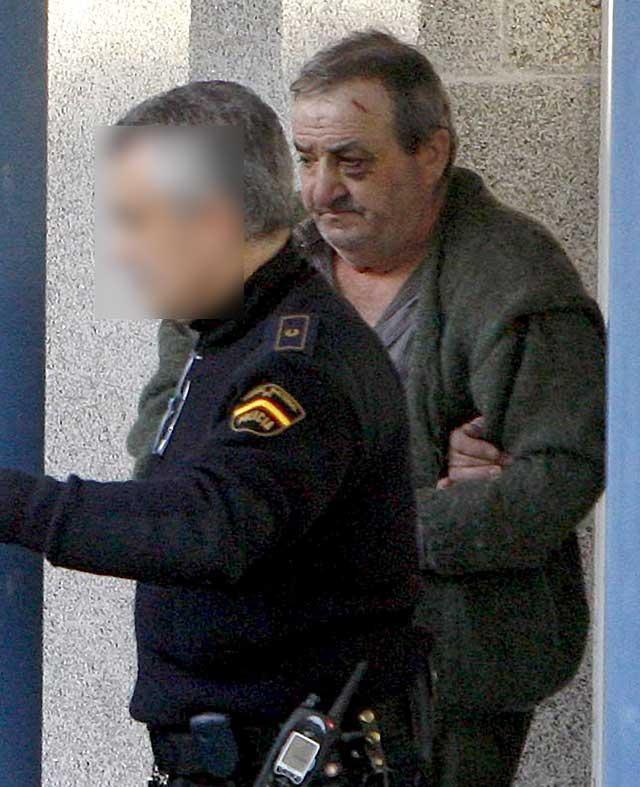Se ahorca en su celda el preso que mató a su novia en Ponte Caldeas (Galicia) durante un permiso