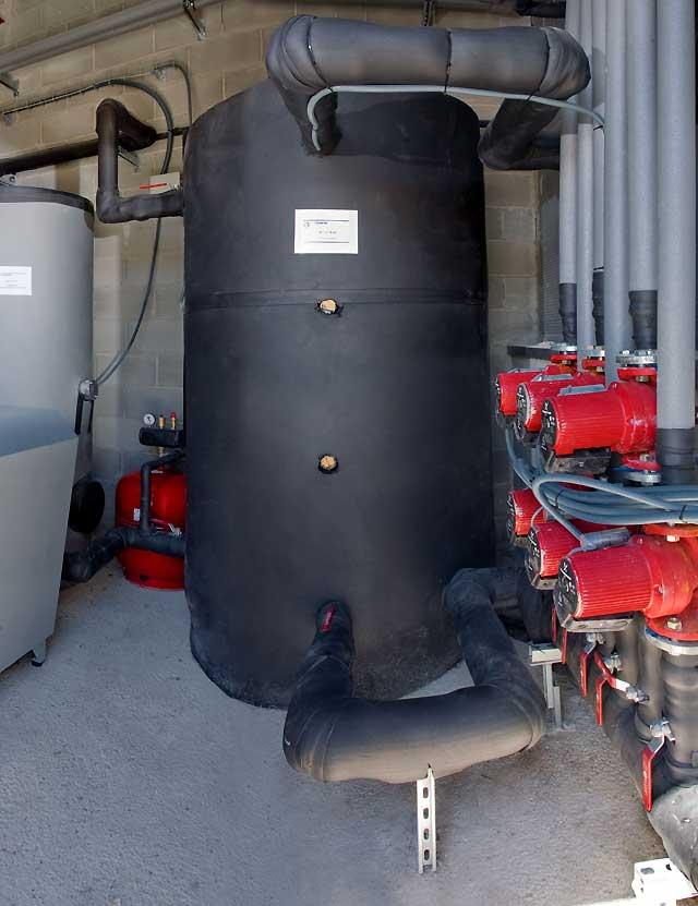 Agrovalle alcanza los 100 Kw. de energía geotérmica en sus nuevas instalaciones de Mallén (Zaragoza)