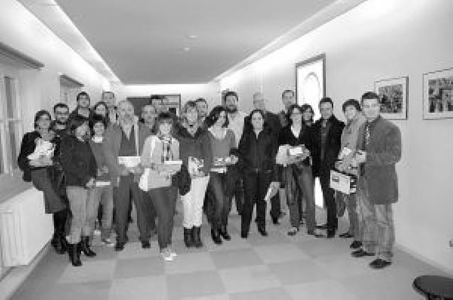 El grupo Damak gana el Concurso de Webs de Cuadrillas