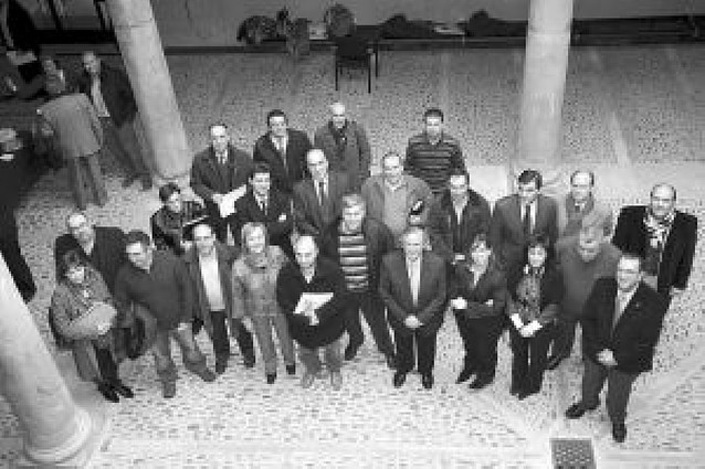 El Plan de Inversiones Locales 2009-2012 se presenta en la Ribera