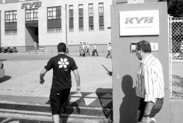 El comité de Kybse pide alargar el plazo para negociar el ERE