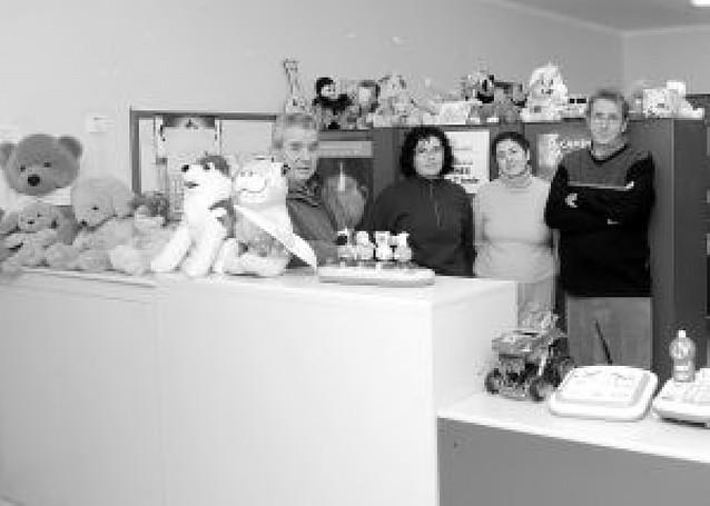 Cáritas de Marcilla repartirá juguetes entre los niños más necesitados