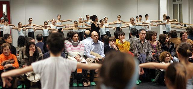 Un nuevo hogar para la Escuela de Danza