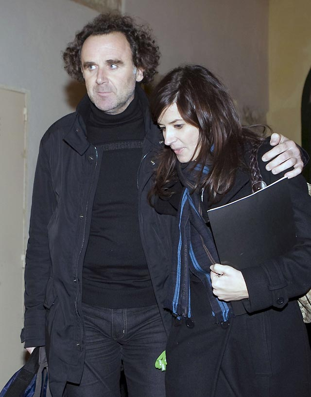 Libres con cargos los tres detenidos por el derrumbe de un hotel en Mallorca