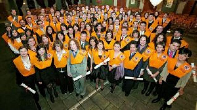 121 alumnos terminan sus máster en Foro Europeo