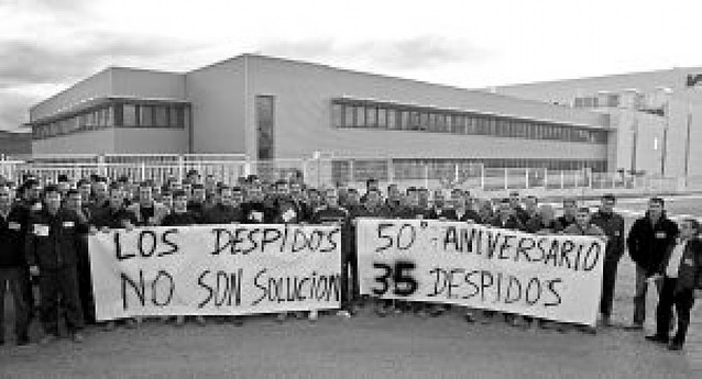 Renolit presenta un ERE de extinción de 35 empleos de una plantilla de 155