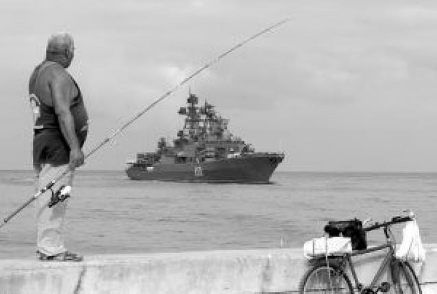 La Armada rusa vuelve a La Habana por primera vez desde la caída de la URSS