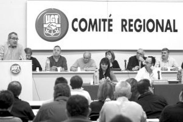 UGT asegura que los ERE con despido afectan ya a 1.723 personas