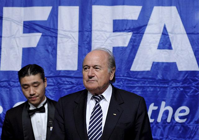 La FIFA elegirá las sedes de los Mundiales de 2018 y 2022 al mismo tiempo