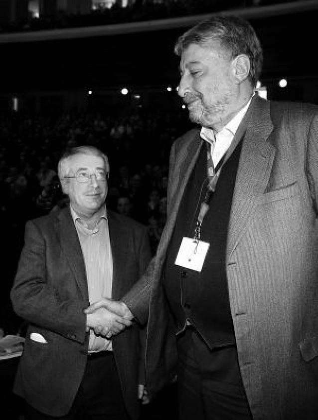 El discreto adiós de Fidalgo tras dos mandatos seguidos al frente del sindicato