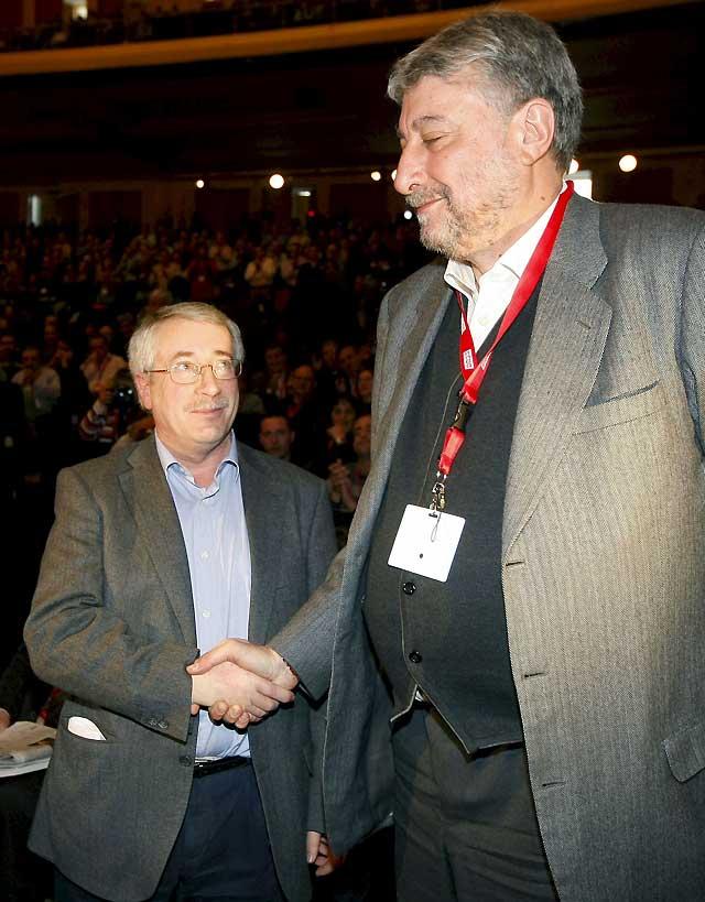 Fernández Toxo avisa que el sindicato estará más en la calle si es necesario