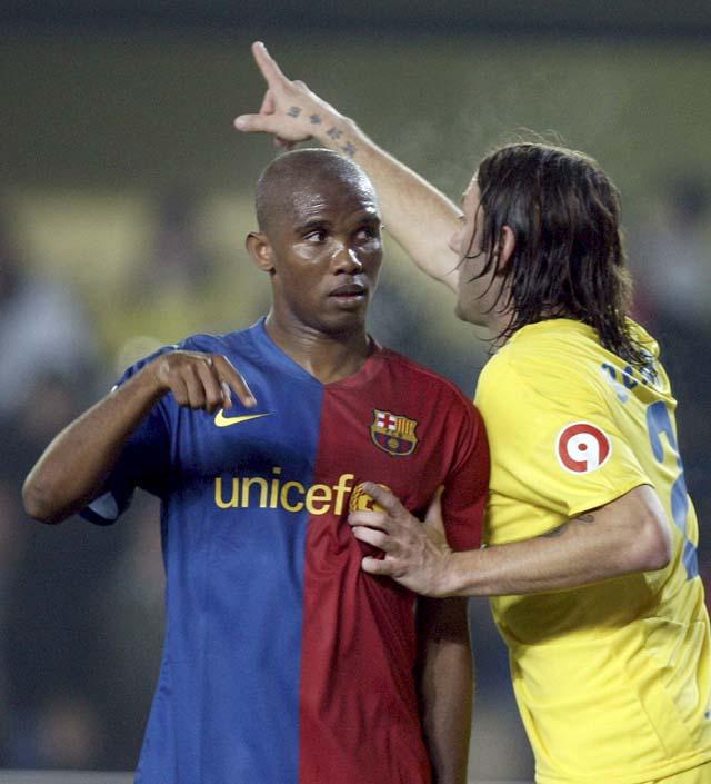 El Barça sacude la Liga en Villarreal
