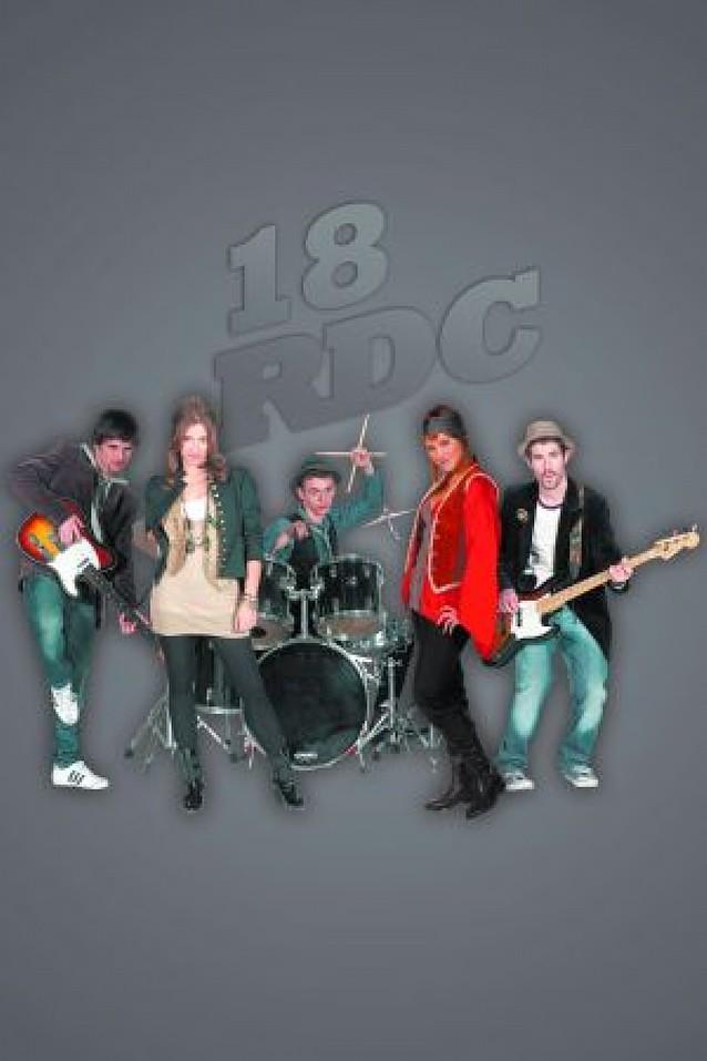 """Antena 3 estrena """"18"""", una serie juvenil basada en la música, el baile y la intriga"""
