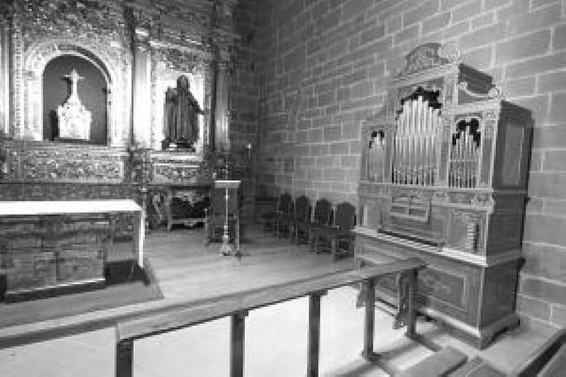 Nuevo órgano barroco en la Catedral