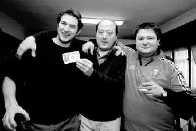 """Una década del """"gordo"""" en Betelu y Leitza"""