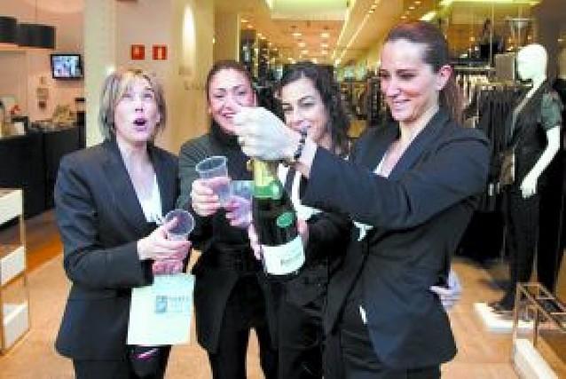 Cuartos premios para Bilbao y Madrid, y quintos repartidos