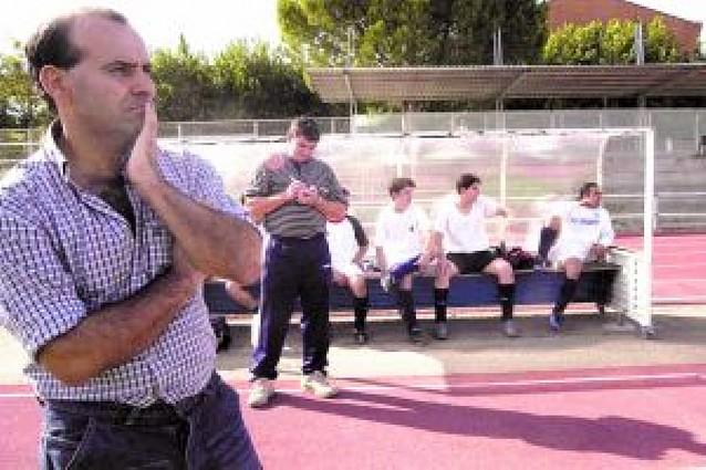 """Alfredo Gil dice que el San Javier """"no es un equipo con juego violento"""""""
