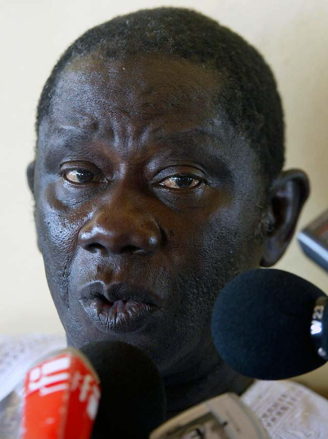 Muere a los 74 años el presidente de Guinea Conakry, Lansana Conté