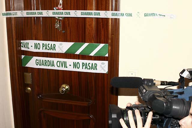 Detenido un hombre de 74 años en A Coruña por matar presuntamente a su mujer con un martillo