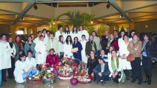 Inmunología gana el concurso de belenes