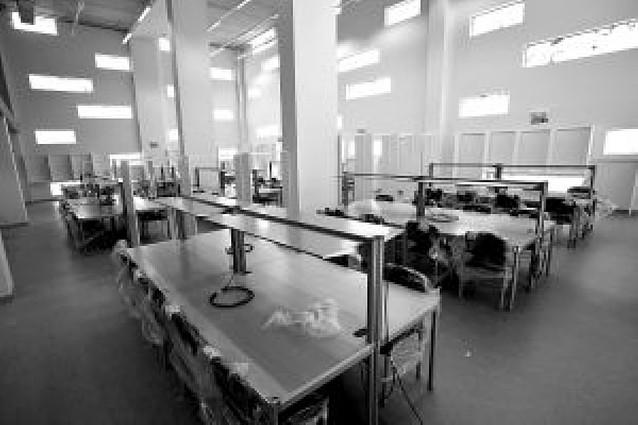 El campus de la UPNA en Tudela inaugurará en enero la biblioteca y el taller de Ingeniería