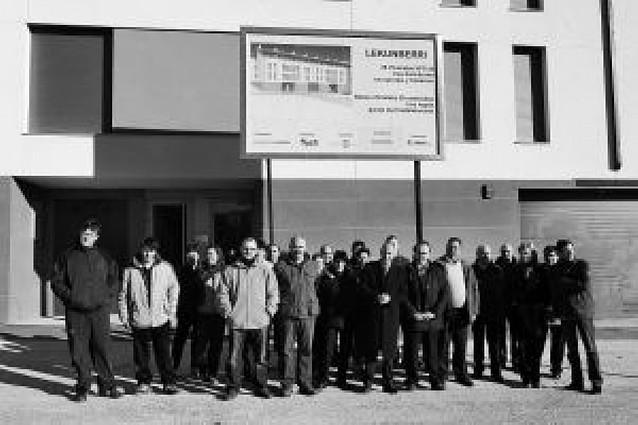 Lekunberri cuenta con 28 nuevas viviendas protegidas